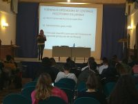 L'ACEDE col·labora amb el Centre d'Estudis (Secundaris) Joan Maragall de Badalona en unes ponències orientatives