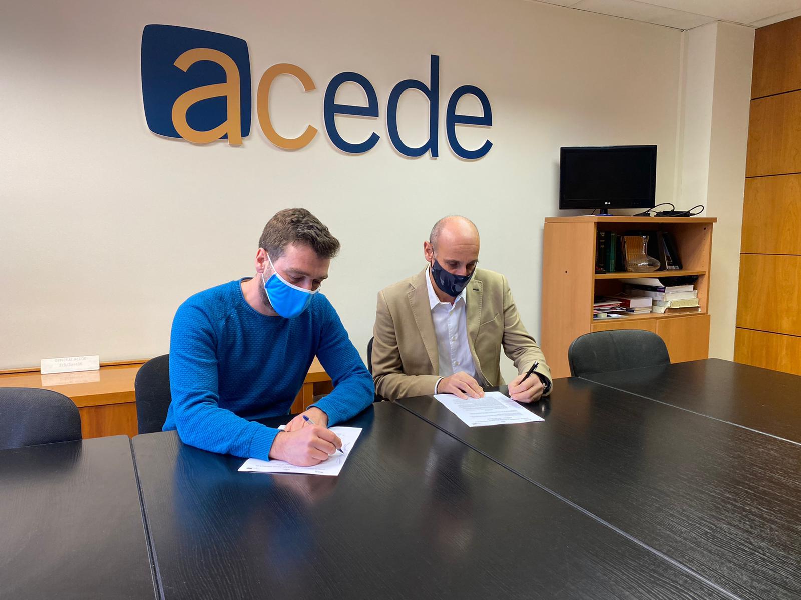 Cercle Sabadellès i ACEDE s'uneixen per a impulsar el projecte MILE